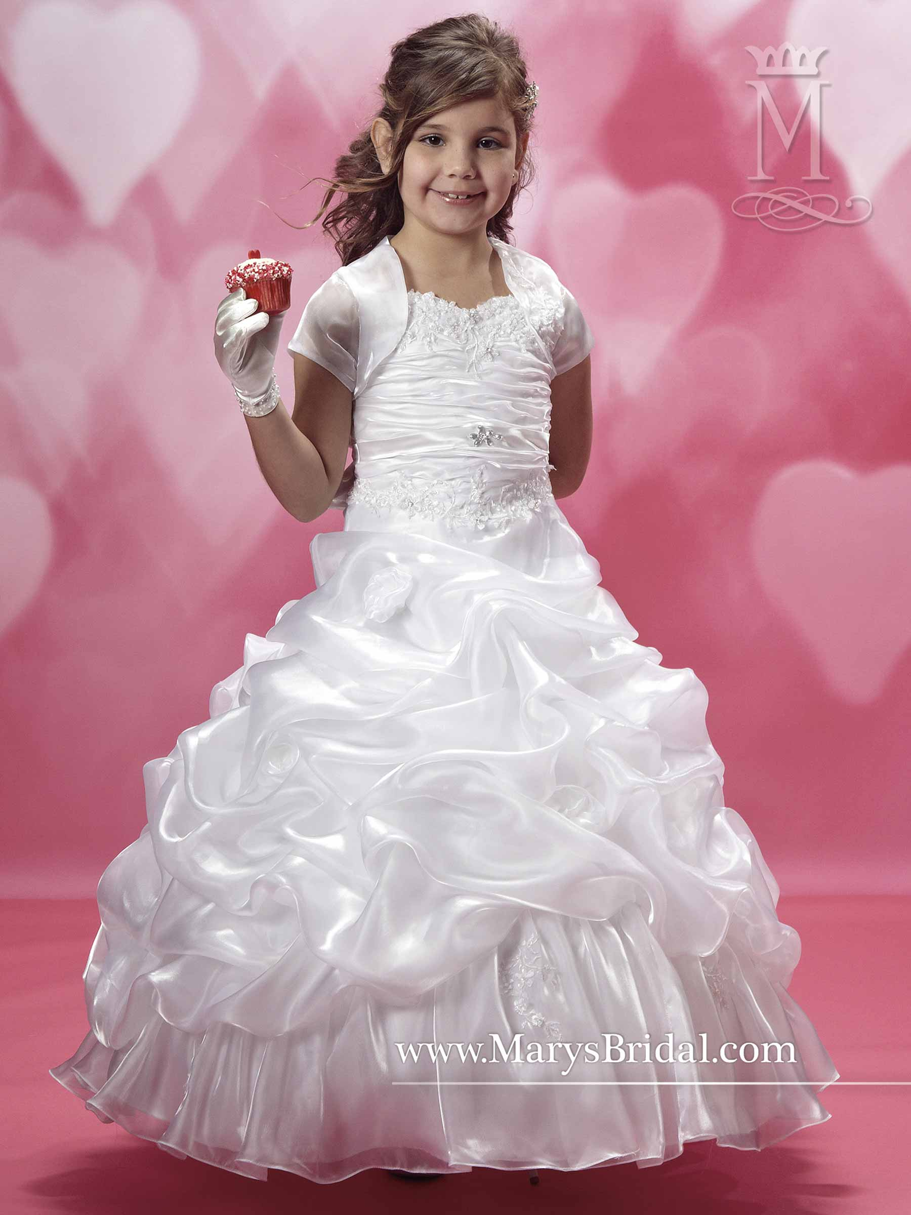 Angel Flower Girl Dresses | Style - F185 in Dahlia/Multi (purple ...