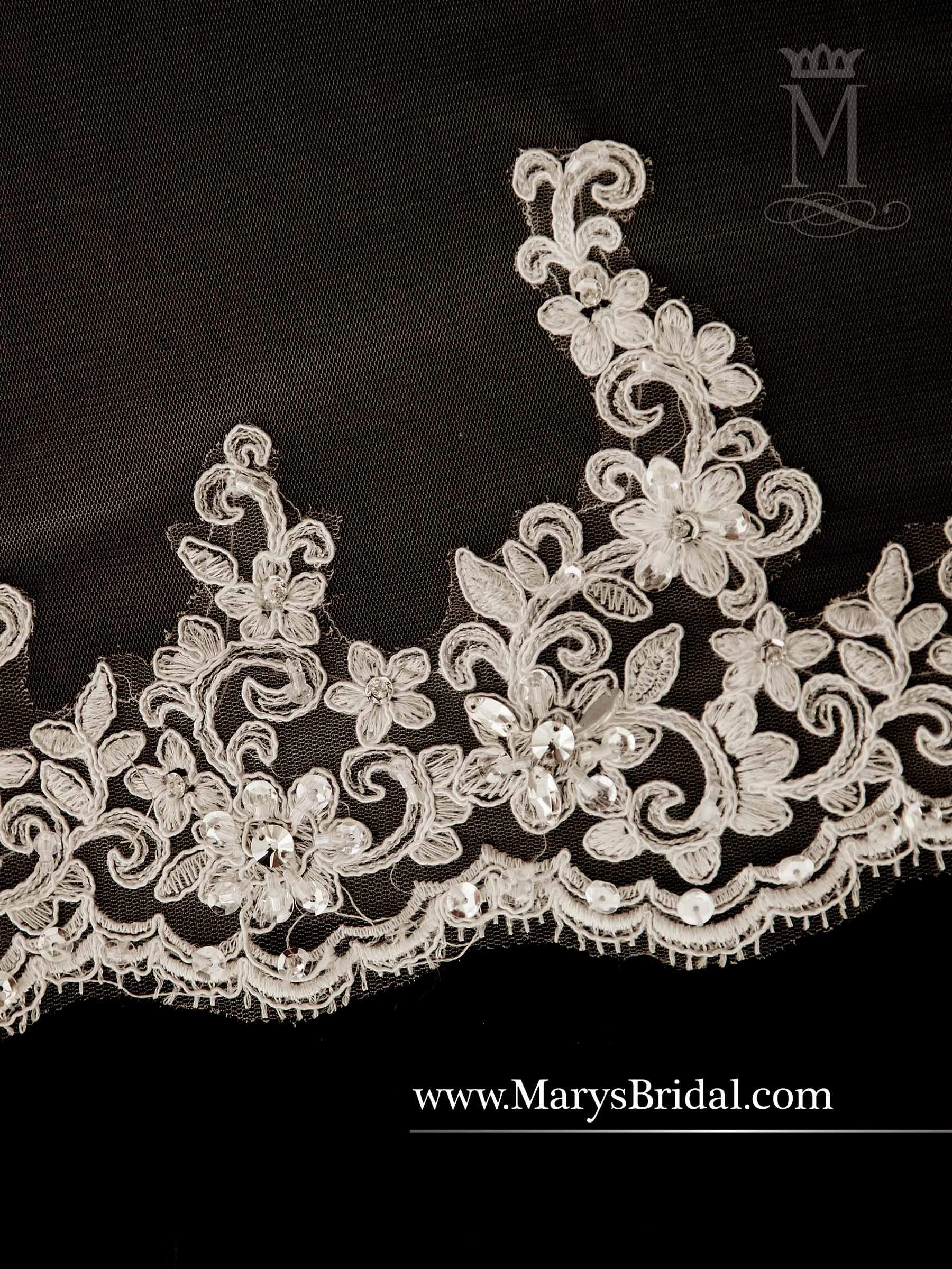 Bridal Veils | Veils | Style - V803