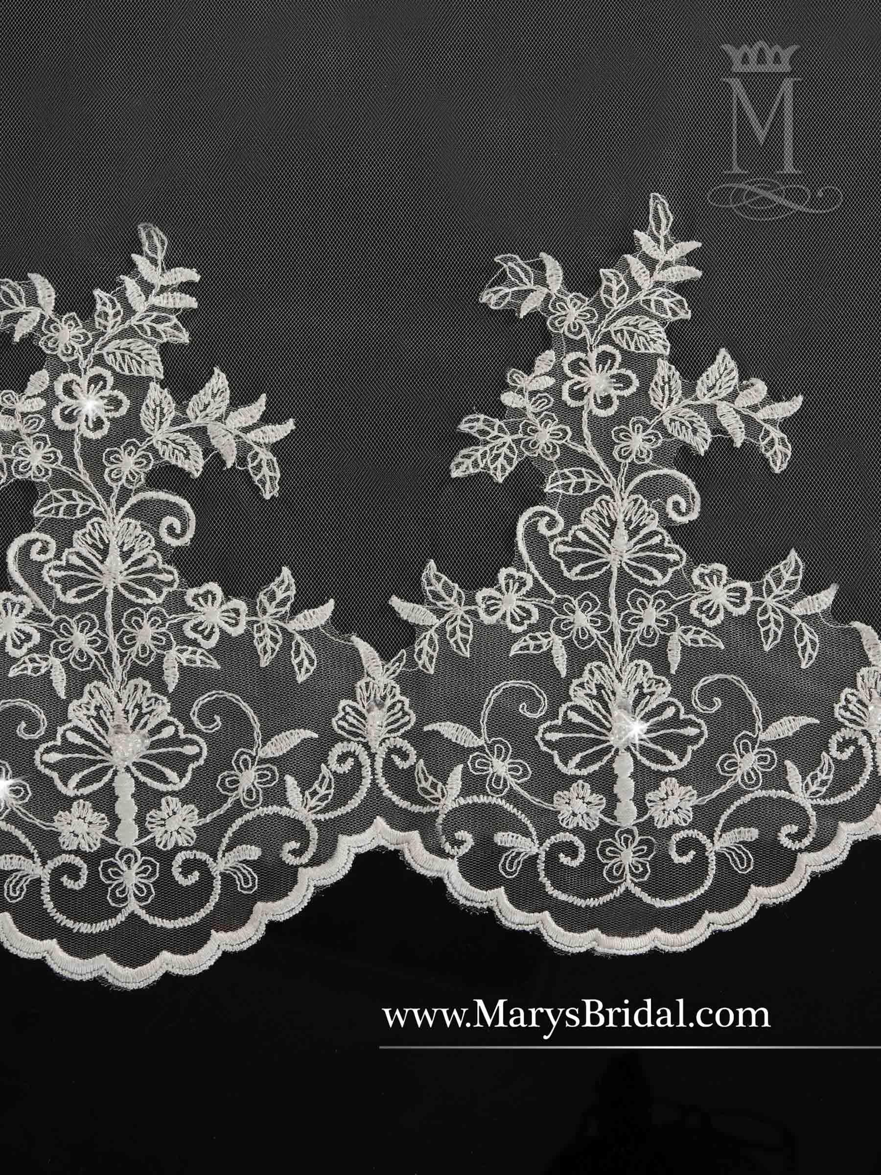 Bridal Veils   Veils   Style - V815